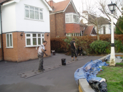 Lasting Impressions - Driveway Installation Process image2