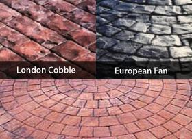 colours for printed concrete