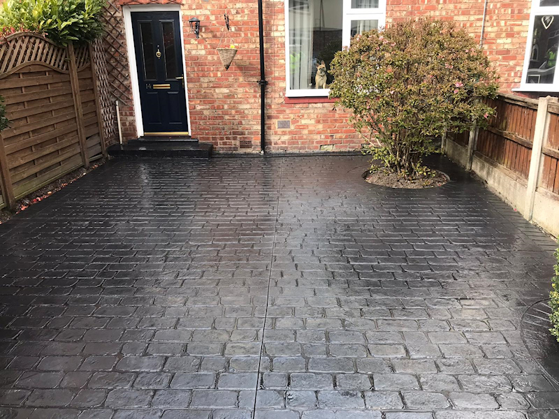 New driveway - Sale, Manchester